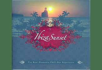 VARIOUS - IBIZA SUNSET (REAL FLAMENCO)  - (CD)