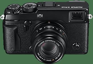 FUJIFILM X-Pro 2 + XF Systemkamera mit Objektiv 35 mm F3.5-5.6, 7,6 cm Display, WLAN