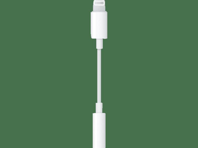 APPLE MMX62ZM/A, Adapter, Weiß