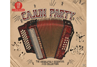 VARIOUS - Cajun Party-Absolutely Essential  - (CD)