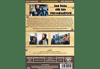 Der Dicke Und Das Warzenschwein - Remastered [DVD]