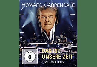 Howard Carpendale - Das Ist Unsere Zeit-Live  - (Blu-ray)