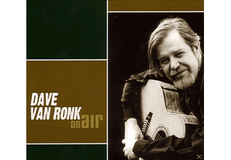 Dave Van Ronk - On Air  - (CD)