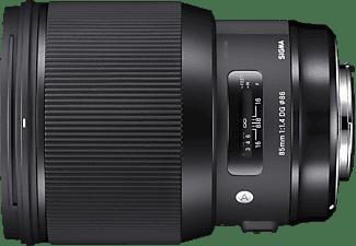 SIGMA 321955 - 85 mm f/1.4 DG, HSM (Objektiv für Nikon F-Mount, Schwarz)