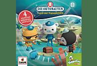 Die Oktonauten - Die Oktonauten - 11/und der Papageifisch - (CD)