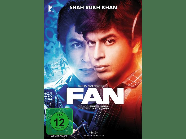 Shah Rukh Khan: Fan [DVD]
