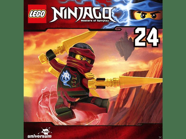 Lego Ninjago - Masters Of Spinjitzu - LEGO Ninjago (CD24) - (CD)