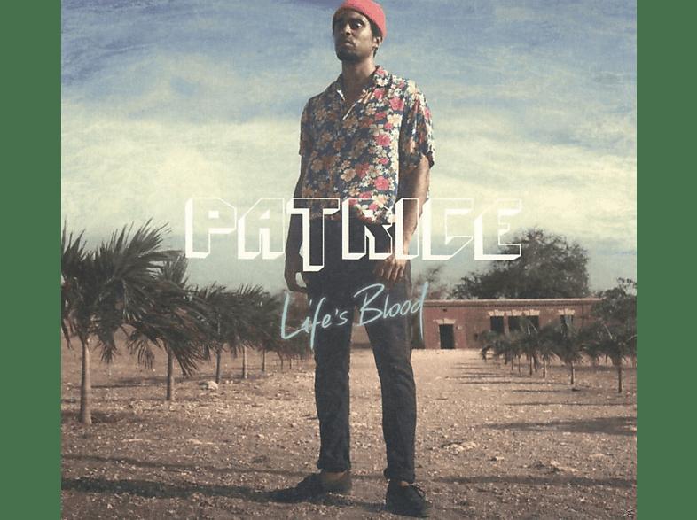 Patrice - Life's Blood [CD]