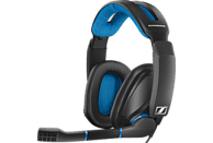 SENNHEISER GSP 300 Gaming Headset Schwarz/Blau