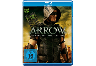 Arrow - Staffel 4 Blu-ray