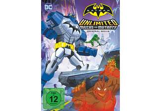Batman Unlimited: Mechs vs. Mutants DVD