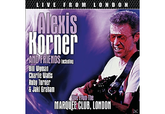 Alexis & Friends Korner - Live From London  - (CD)
