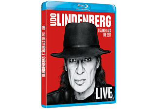 Udo Lindenberg - Stärker als die Zeit - LIVE (2 BluRay)  - (Blu-ray)