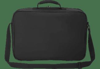 DICOTA BASE XX C Notebooktasche Umhängetasche für Universal Polyester, Schwarz