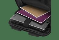 DICOTA BASE XX B Notebooktasche, Rucksack, 15.6 Zoll, Schwarz