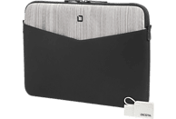DICOTA Code Connect Kit Notebookhülle, Sleeve, 13.3 Zoll, Grau/Schwarz