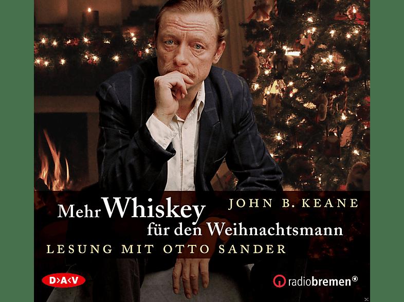 John B. Keane - Mehr Whiskey für den Weihnachtsmann - (CD)