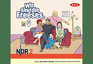 Andreas Altenburg - Wir sind die Freeses  - (CD)