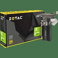 ZOTAC GeForce® GT 710 ZONE Edition 2GB DDR3 (ZT-71302-20L) (NVIDIA, Grafikkarte)