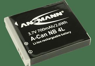 ANSMANN A-Can NB 4 L Akku, Li-Ion, 700 mAh