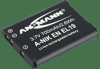 ANSMANN A-Nik EN EL 19 Akku, Li-Ion, 700 mAh