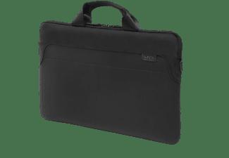 DICOTA Ultra Skin Plus PRO Notebooktasche Sleeve für Universal Neopren, Schwarz