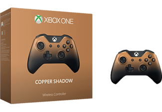 MICROSOFT Xbox One Wireless Controller Copper Shadow Special Edition, Gamepad, Copper Shadow