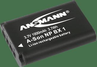 ANSMANN A-Son NP BX1 Akku, Li-Ion, 1000 mAh