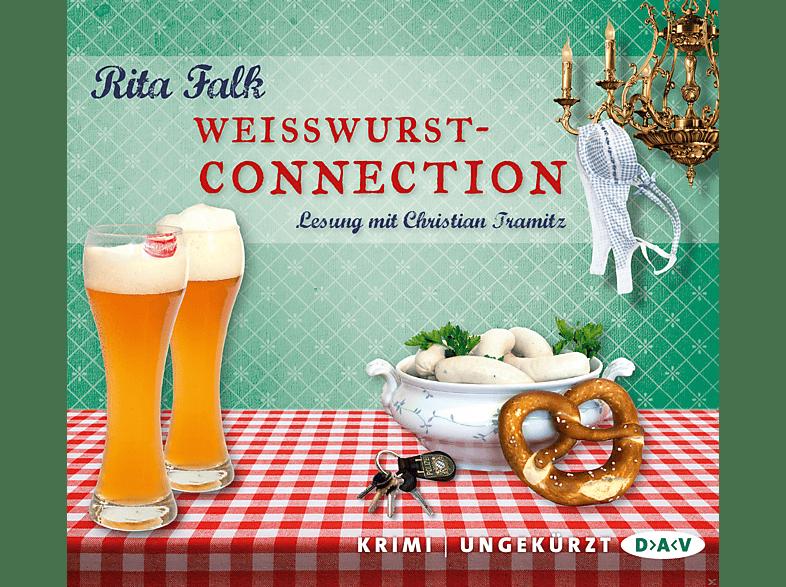 Rita Falk - Weißwurstconnection - (CD)