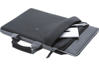 DICOTA Tab Case Plus Tablethülle, Sleeve, 12.5 Zoll, Schwarz