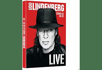 Udo Lindenberg - Stärker als die Zeit - LIVE (2 DVD)  - (DVD)