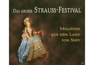 Philh.Staatsorch.Bremen - Das Grosse Strauss-Festival - (CD)