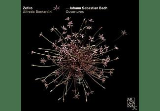 Zefiro - Orchestersuiten  - (CD)