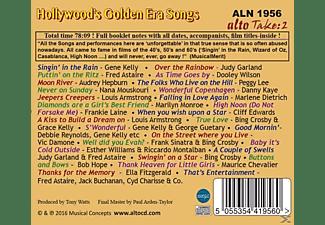 VARIOUS - Hollywood's Golden Era Songs  - (CD)