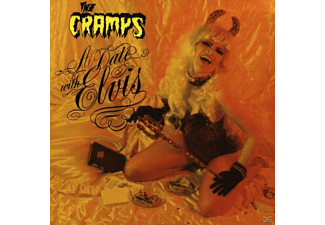 The Cramps - Date With Elvis  - (CD)