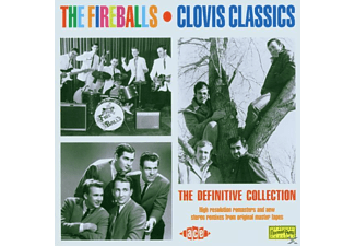The Fireballs - Clovis Classics: The Definitive Collection  - (CD)