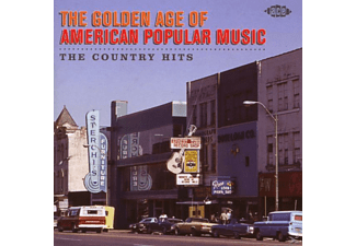 VARIOUS - Golden Age The Country Hits - (CD)