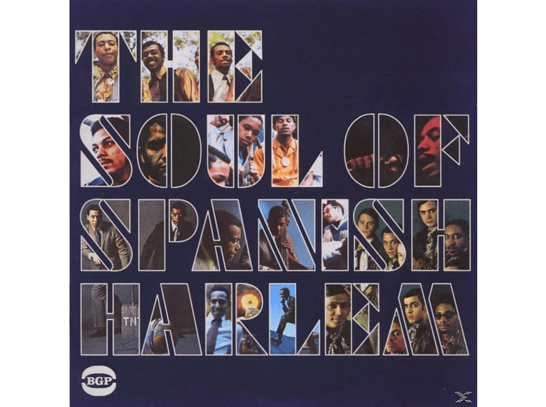 VARIOUS - The Soul Of Spanish Harlem [CD]