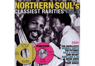 VARIOUS - Northern Soul's Classiest Rarities Vol.4 - (CD)