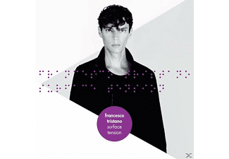 Francesco Tristano - SURFACE TENSION  - (CD)