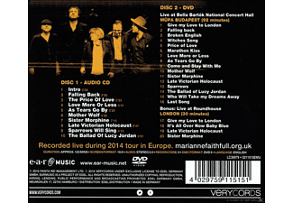 Marianne Faithfull - No Exit  - (DVD + CD)