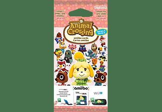 Pack 3 Tarjetas Amiibo - Nintendo - Animal Crossing Serie 4