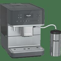 MIELE CM 6350 Kaffeevollautomat Graphitgrau