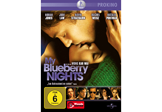 Prokino: My Blueberry Nights [DVD]