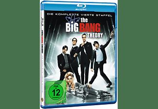 The Big Bang Theory - Die komplette 4. Staffel [Blu-ray]