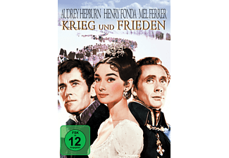 KRIEG & FRIEDEN [DVD]