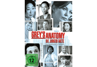 Grey's Anatomy - Staffel 2 [DVD]