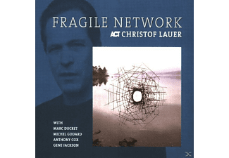 Christof With Marc Ducret / Lauer, Christof Lauer - Fragile Network  - (CD)