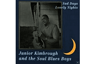 Junior Kimbrough - SAD DAYS LONELY NIGHTS [CD]