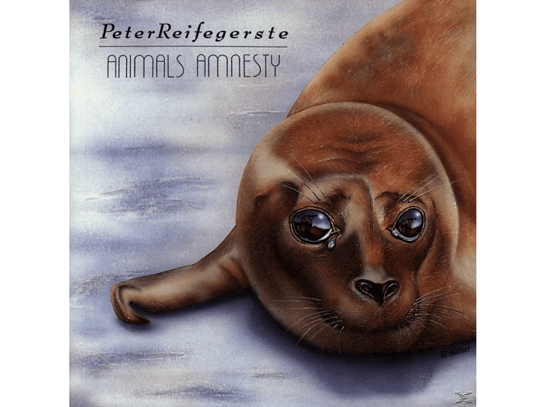 Peter Reifegerste - Animals Amnesty [CD]